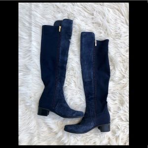 Marc Fisher Suede Leather Boots